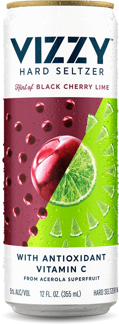 Black Cherry Lime Can