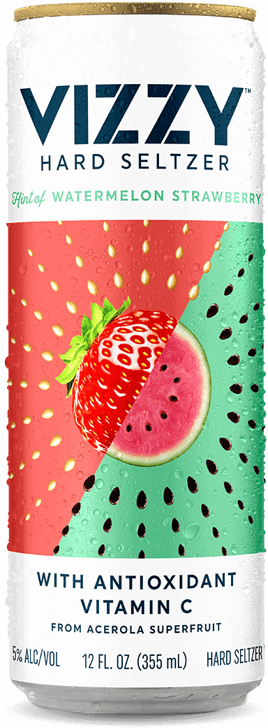 Watermelon Strawberry can
